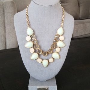 Jewelry - Light Teal Statement Necklace